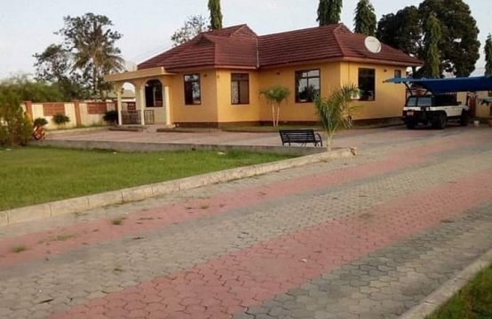 House for Sale, Mbweni