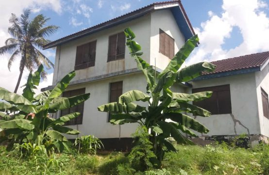 House for Sale, Makongo