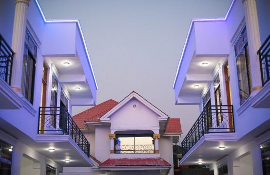 Blue Light Apartment Building for Rent, Njiro
