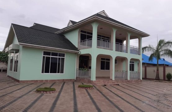 House for Sale, Mbweni Momba