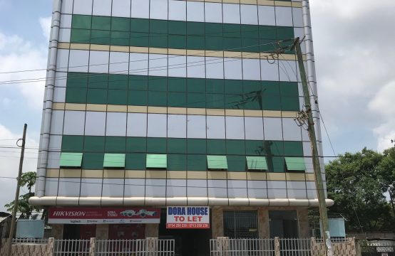 Commercial Building for Rent, Mwenge